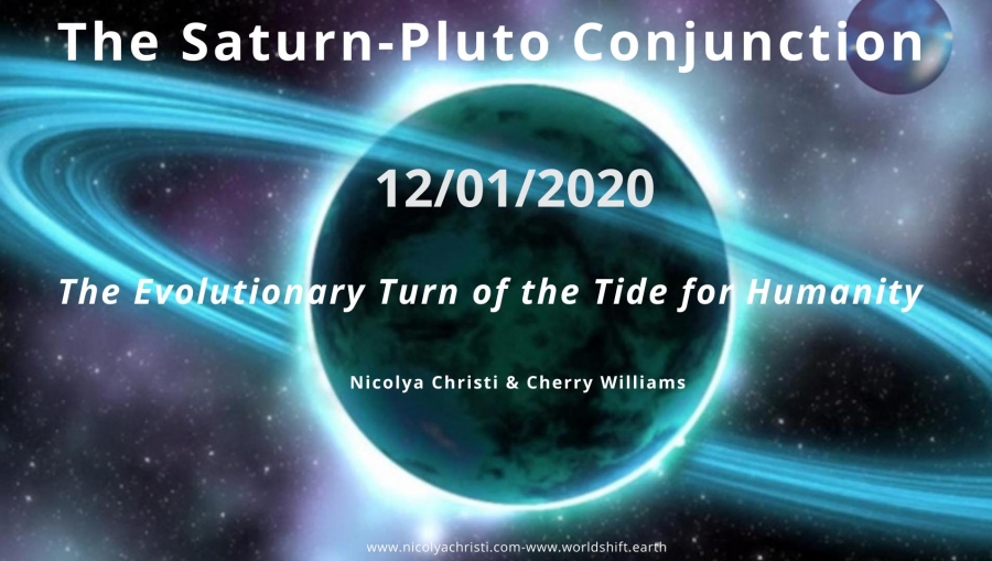The Saturn-Pluto Conjunction – January 12, 2020