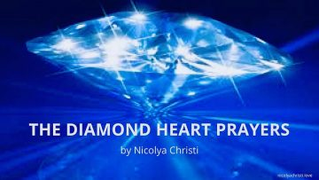 the diamond heart prayers